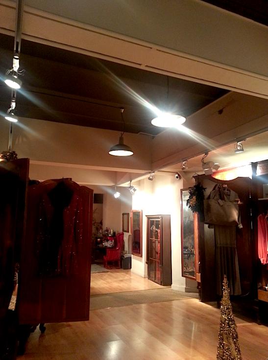 Foto Tienda Divinas fashion Barcelona 2013