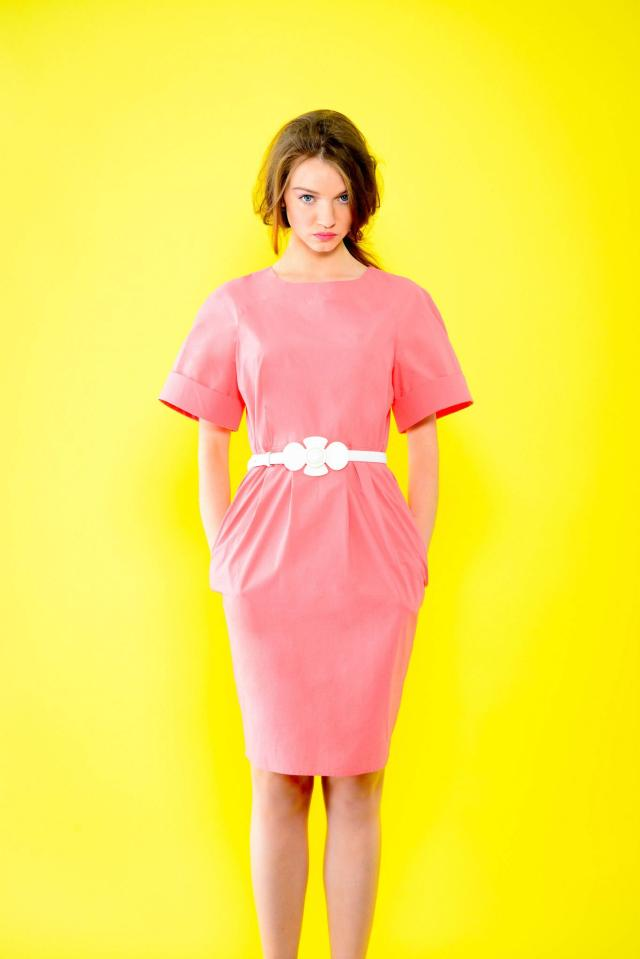 Mademoiselle Tara Spring:Summer 2013 collection 1