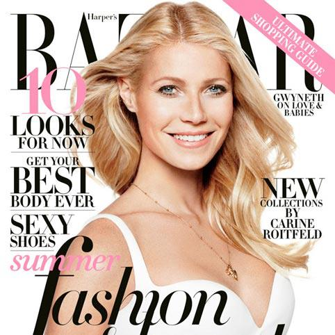 Harper´s Bazaar Gwyneth Paltrow US