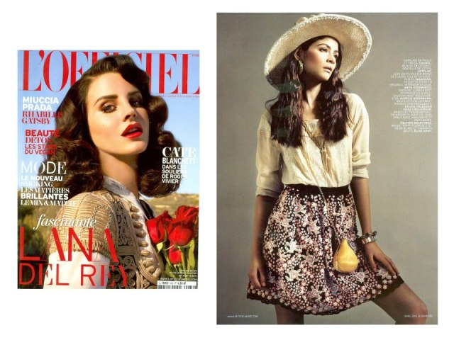 Manoush in fashion mags