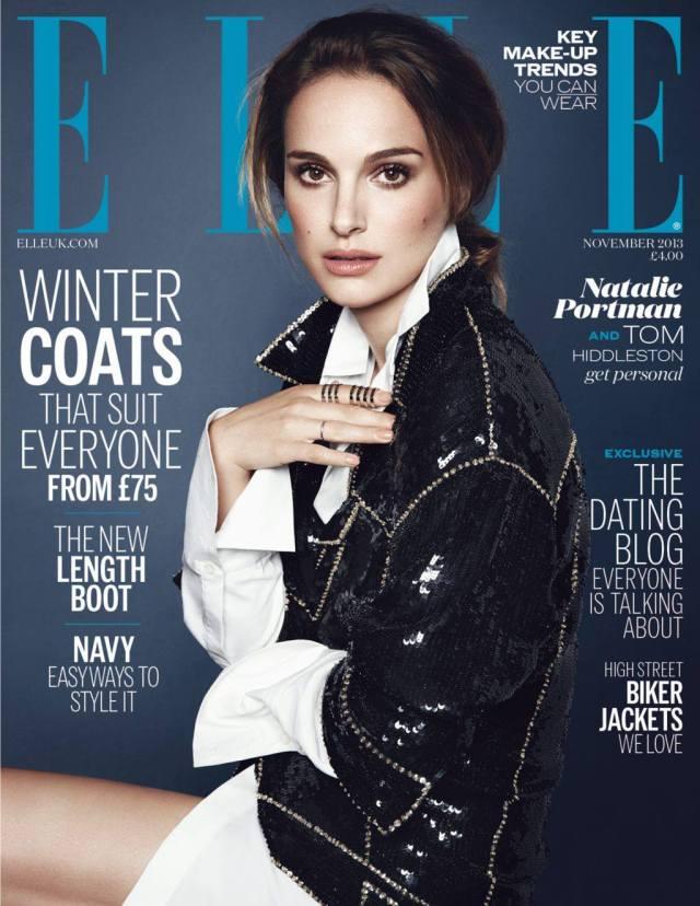 ELLE Natalie Portman