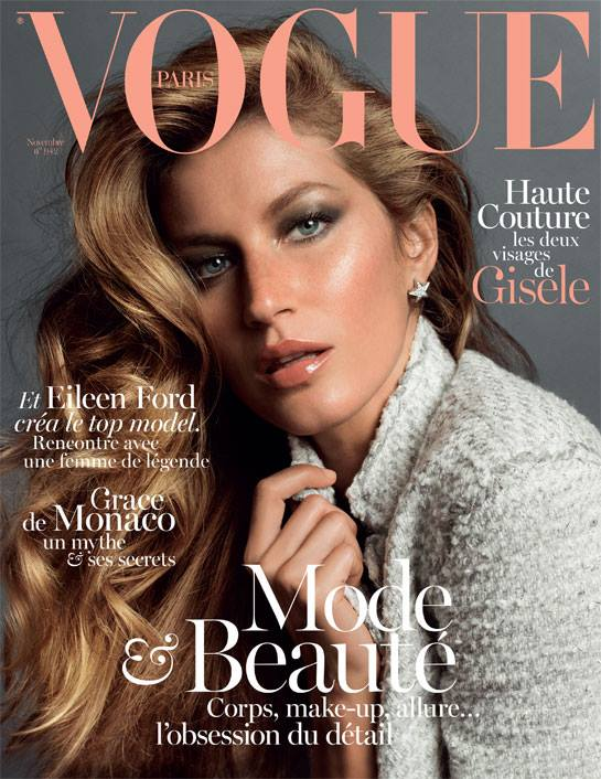 Vogue Paris 2013 oct