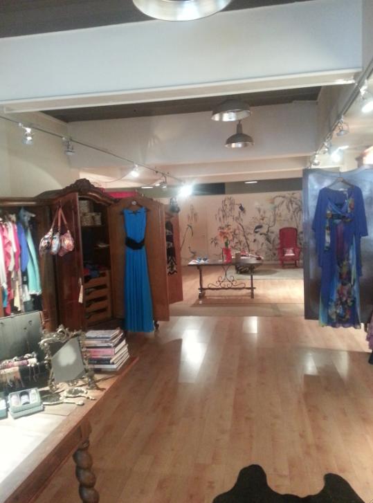 Las Divinas moda Barcelona