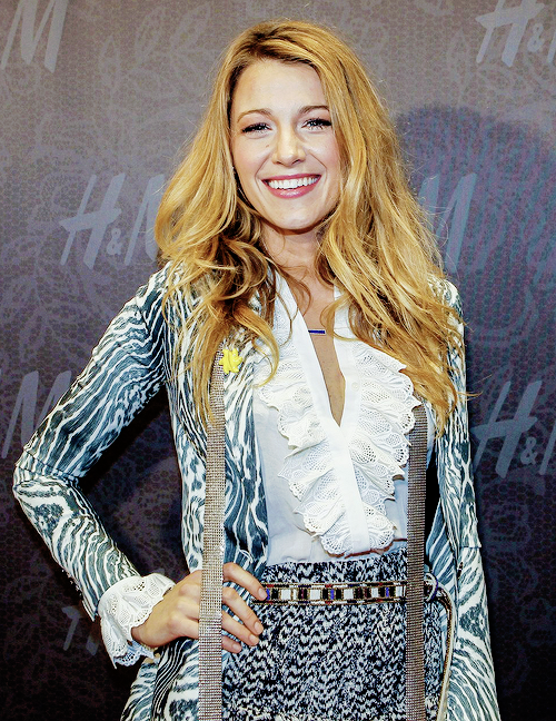Blake Lively Divinas style