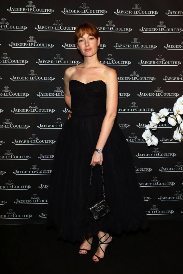 Cristiana Capotondi in Dolce&Gabbana
