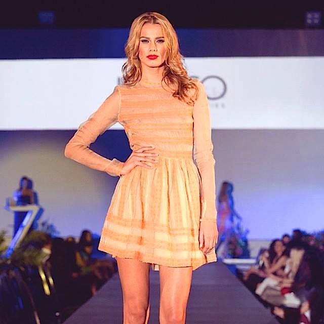 MANOUSH Pre Fall 2014 Promenada Summer Fashion Show