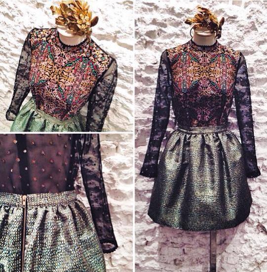 Manoush fashion vestidos fiesta