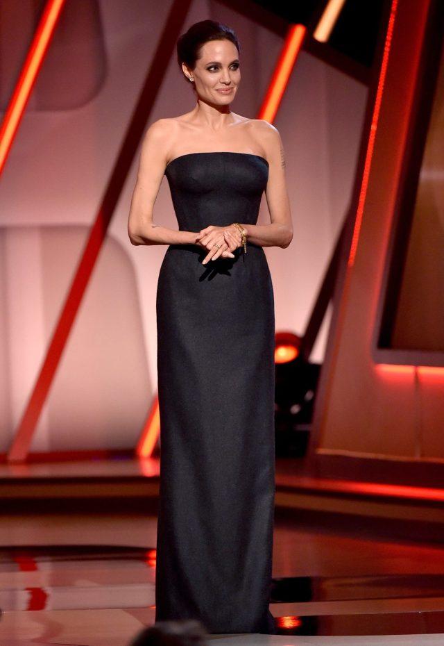 Angelina Jolie Versace