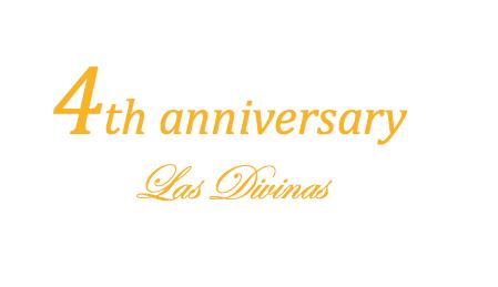 Cuarto aniversario logo