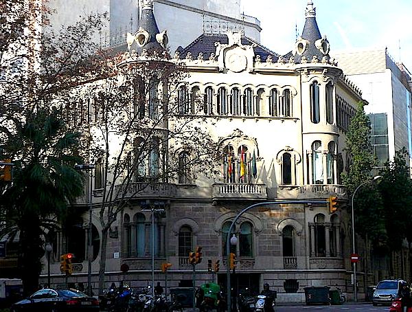 Círculo Ecuestre Diagonal Balmes Barcelona