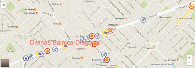 Divinas Diagonal Barcelona
