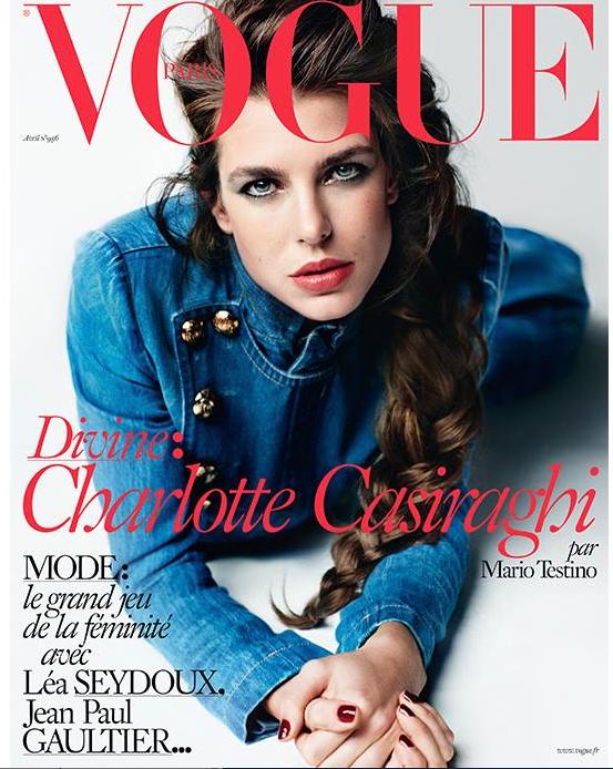 VOGUE Divine Charlotte