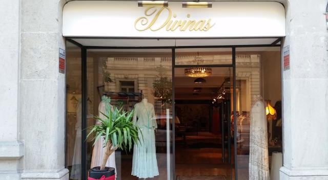 Tienda Divinas Balmes Diagonal Barcelona
